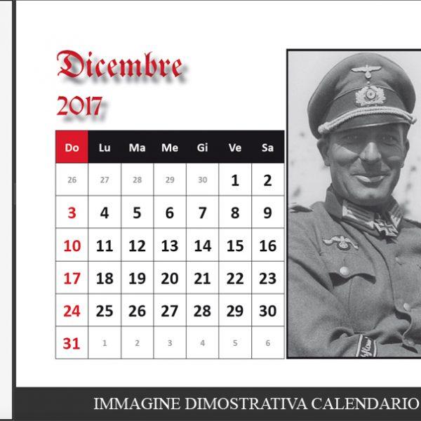 Calendario da tavolo 2017 editrice thule italia - Calendario 2017 da tavolo ...